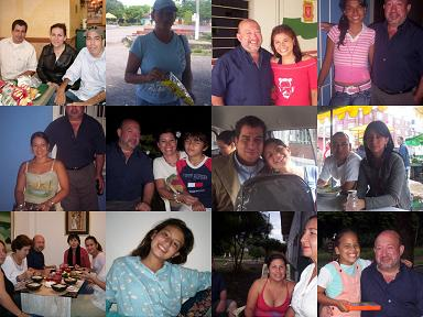 Cien colombianos... y más