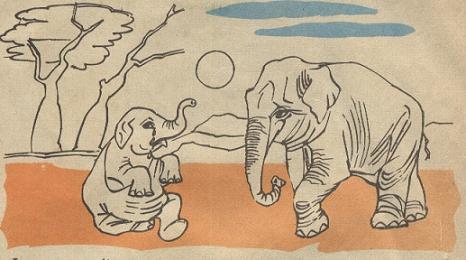 Canción de Cuna de los Elefantes