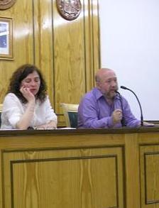 """Presentación de """"Fuera del tiempo"""" (Francisca Gata Amate)"""
