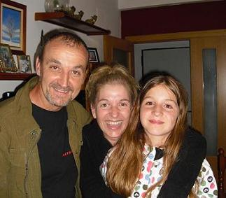 Los padres de Irene